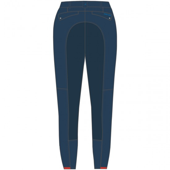 Euro Star Rijbroek Acer Full Denim heren