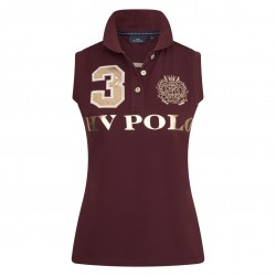 HV Polo Poloshirt mouwloos Favouritas Luxury