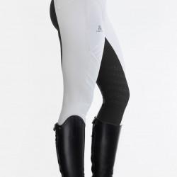 Cavalliera Rijbroek Royal wit zwart