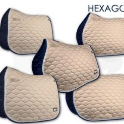 Fair Play sjabrak Hexagon koord beige