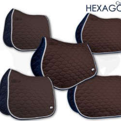 Fair Play sjabrak Hexagon koord bruin