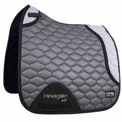 Fair Play Hexagon sjabrak Air-mesh grijs