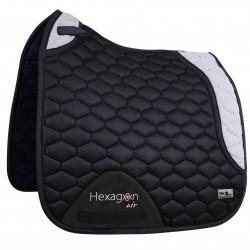 Fair Play Hexagon sjabrak Air-mesh zwart